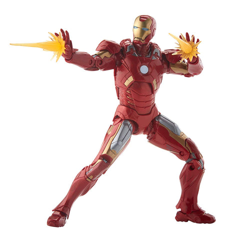 Marvel Legends Iron Man MCU 10th Anniversary