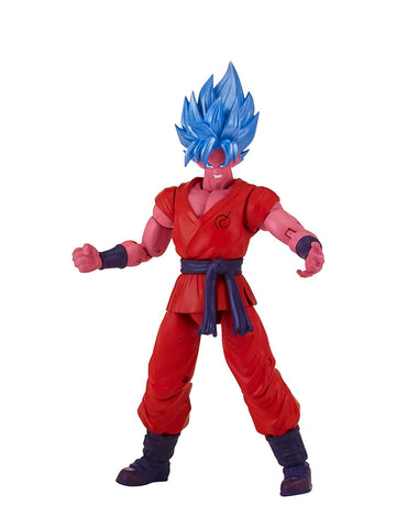 Dragon Ball Stars Super Sayan Blue Kaioken X10 Goku Wave 6