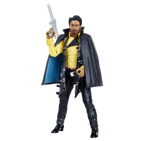 Star Wars Lando Calrissian Black Series SOLO