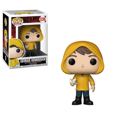 It Georgie with Boat Funko Pop! Vinyl Figure #536