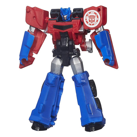 Optimus Prime Robots in Disguise Legion New 3 inch Transformer
