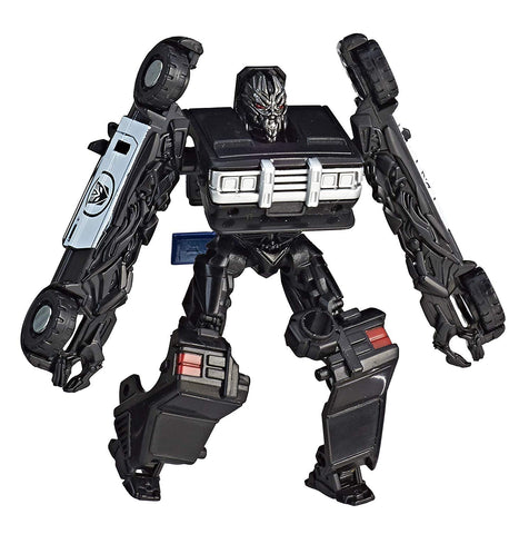Transformers Barricade from the Bumblebee Movie Energon Igniters