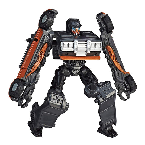 Transformers Hot Rod from the Bumblebee Movie Energon Igniters