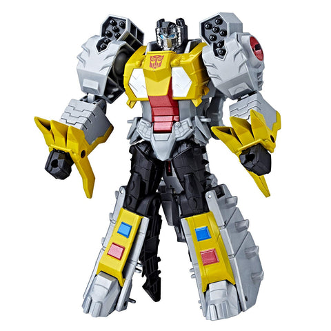 Grimlock Transformers Cyberverse Ultra New 7.5 Inch Action Figure