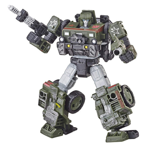 Hound Transformers Generations Siege Deluxe New 6-inch Action Figure