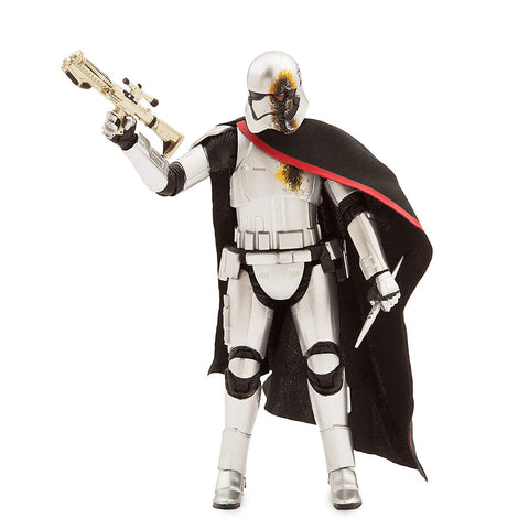 Captain Phasma Quicksilver Baton Star Wars Black Series New 6-inch Action Figure