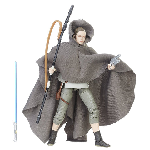 Star Wars Rey Island Journey Black Series