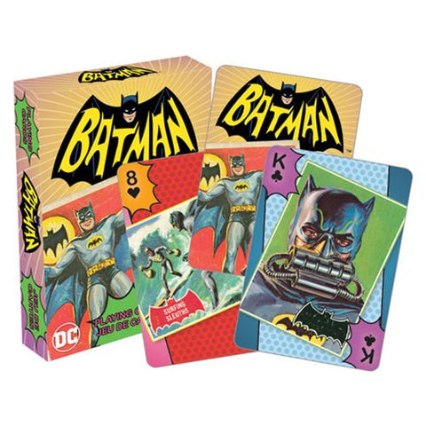 Batman 1966 TV Series 2 New 52 Playing Card Deck