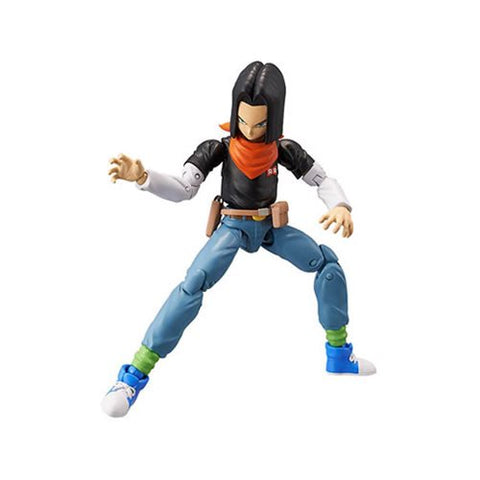 Dragon Ball Stars Android 17 Wave 10
