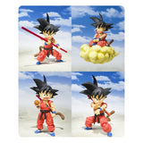 SH Figuarts Dragon Ball Kid Goku Action Figure