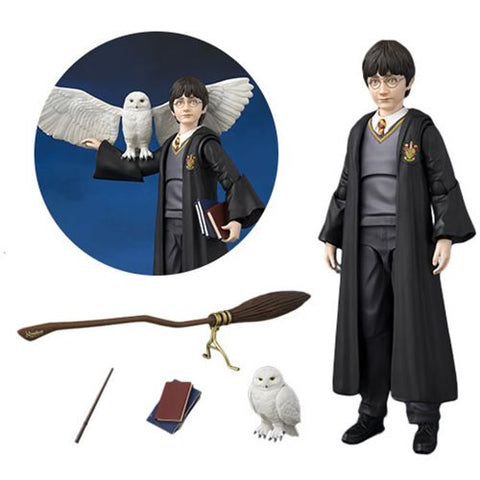 Harry Potter and the Sorcerer's Stone Harry Potter SH Figuarts
