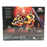 Hydra Soldier Marvel Legends 2-Pack New 6 inch Action Figures