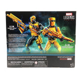 Marvel Legends A.I.M. Scientist and Shock Trooper 2-Pack