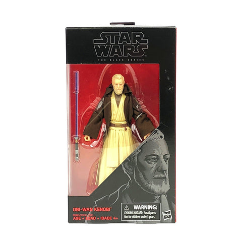 Star Wars Obi-Wan Kenobi Episode 4 Black Series