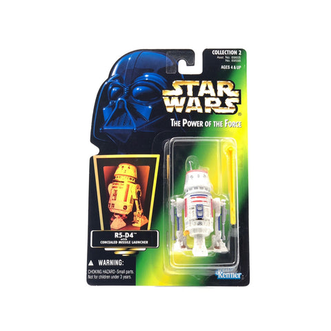Star Wars R5-D4 The Power of the Force