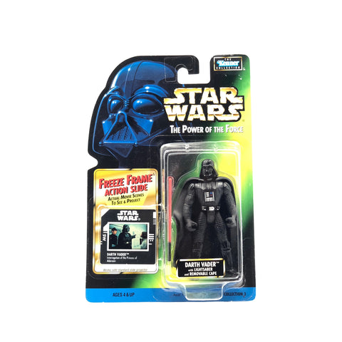 Star Wars Darth Vader with Removable Cape The Power of the Force