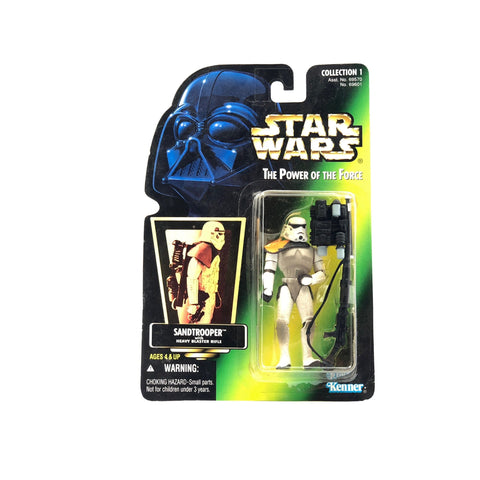 Star Wars Sand Trooper The Power of the Force