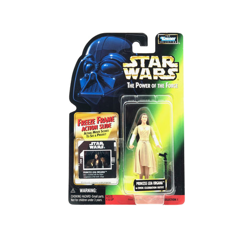 Star Wars Princess Leia Organa Ewok Celebration The Power of the Force