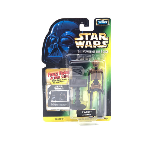 Star Wars EV-9D9 The Power of the Force