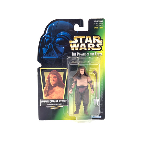 Star Wars Malakili Rancor Keeper The Power of the Force