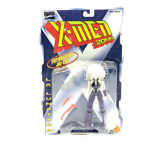 Marvel X-Men 2099 Futuristic Jai-Lai Toy Biz