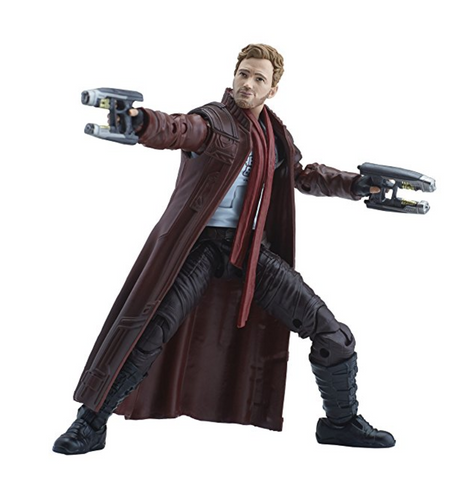 Marvel Legends Star-Lord Guardians of the Galaxy vol. 2