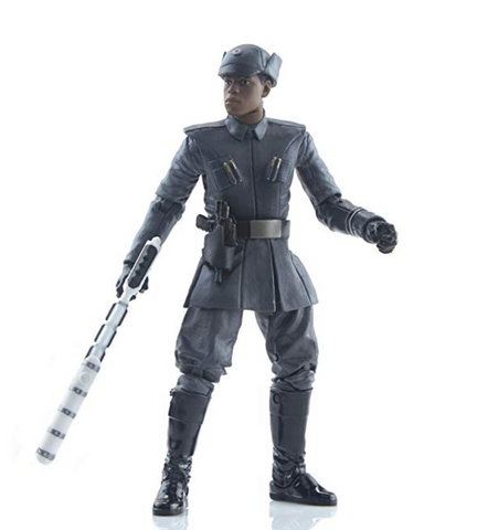 Star Wars FINN (First Order Disguise) Black Series