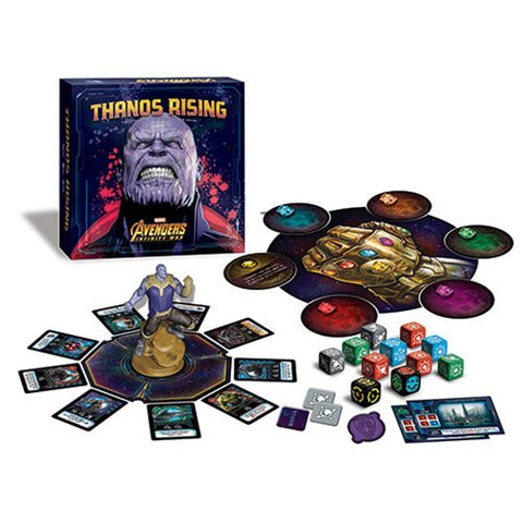 Thanos Rising Board Game from Avengers: Infinity War
