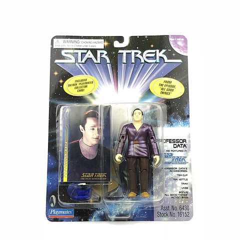 Star Trek Professor Data Action Figure