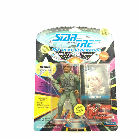 Star Trek Captain Dathon Action Figure