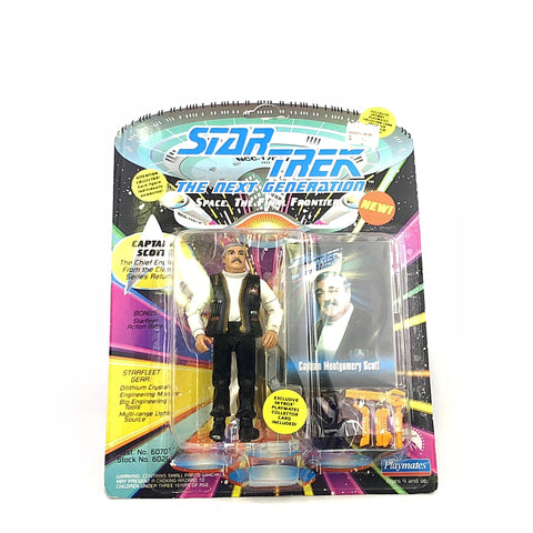 Star Trek Captain Scott Action Figure