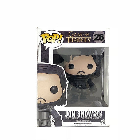 Funko Pop Jon Snow: Castle Black from Game of Thrones #26