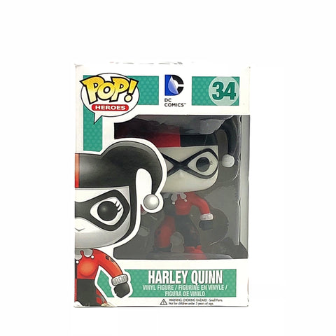 Funko Pop Harley Quinn from DC Comics #34