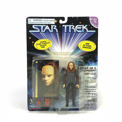 Star Trek Voyager Seska as Cardassian Action Figure