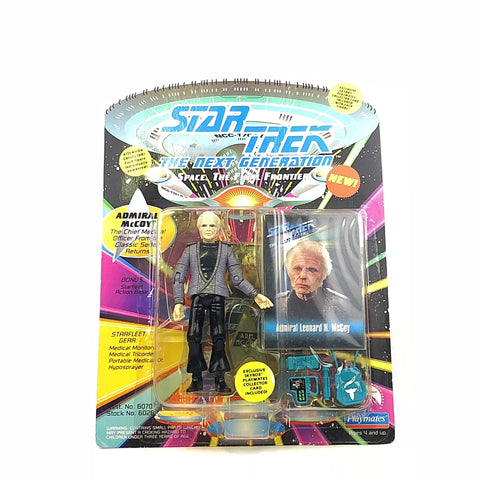 Star Trek Admiral McCoy Action Figure