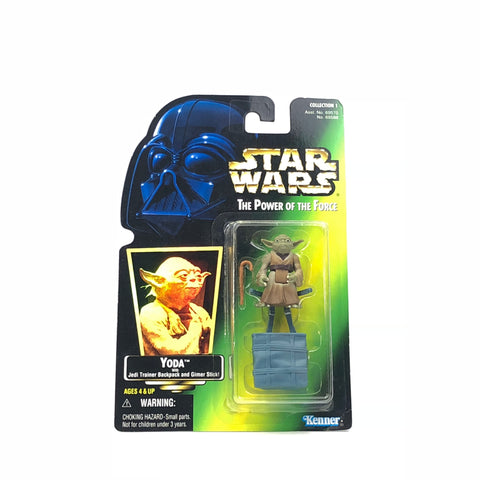 Star Wars Yoda The Power of the Force