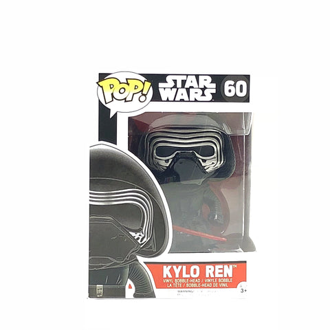 Funko Pop Kylo Ren #60 from Star Wars