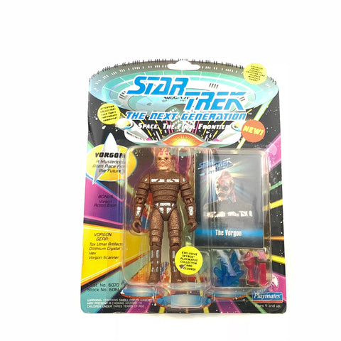 Star Trek Vorgon Action Figure