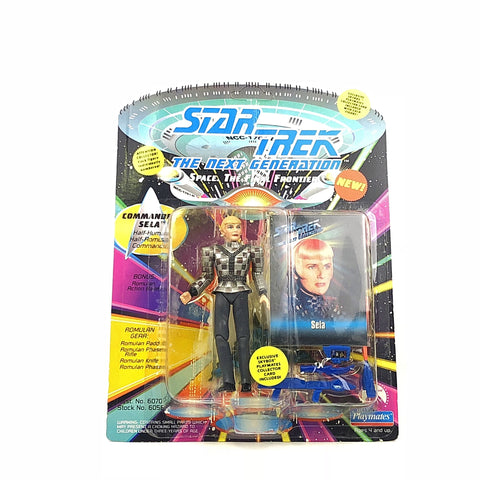 Star Trek Commander Sela Action Figure