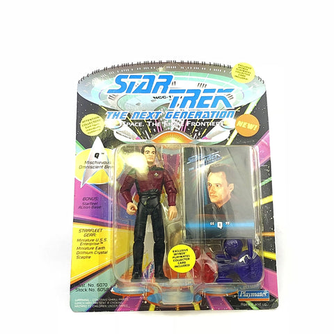 Star Trek Q Action Figure