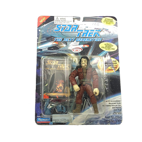 Star Trek The Nausicaan Action Figure
