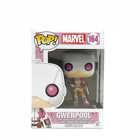 Funko Pop Gwenpool from Marvel #164