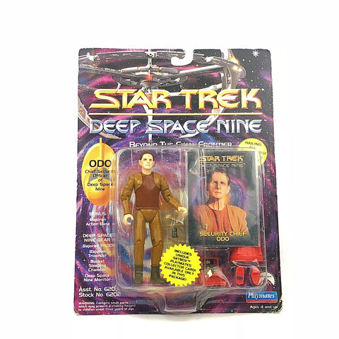 Star Trek Security Chief ODO Action Figure