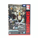 Transformers Starscream Studio Series