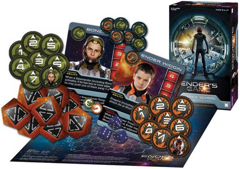Ender's Game Battle School Board Game
