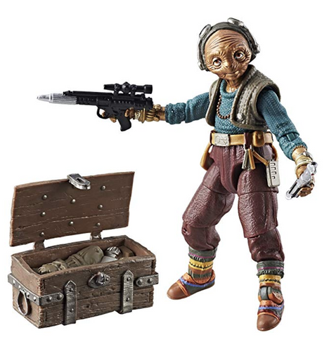Star Wars Maz Kanata Black Series