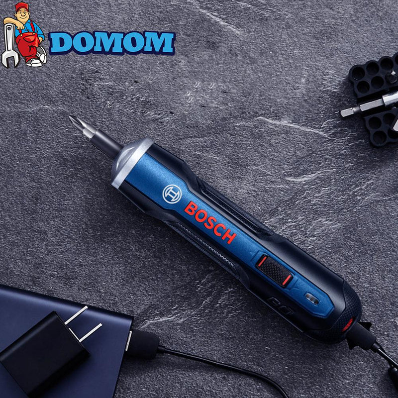 DOMOM Mini Handheld Electric Screwdriver - PAPA BEAR HOME