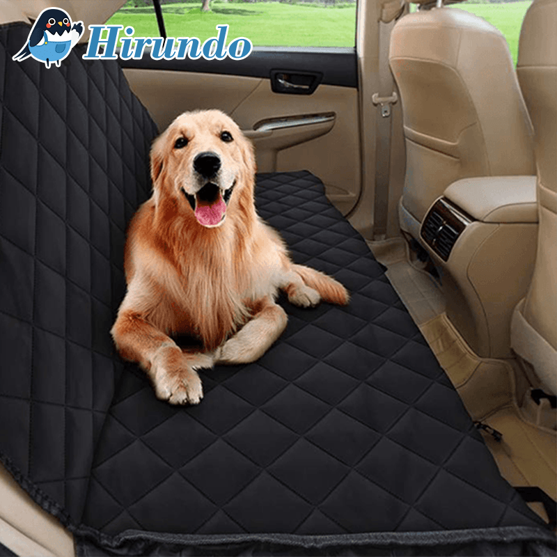 Hirundo Car Seat Covers for Dogs - PAPA BEAR HOME