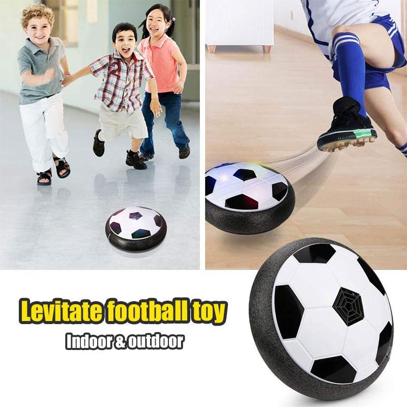 Air Powered Electric Soccer with LED Lights - PAPA BEAR HOME