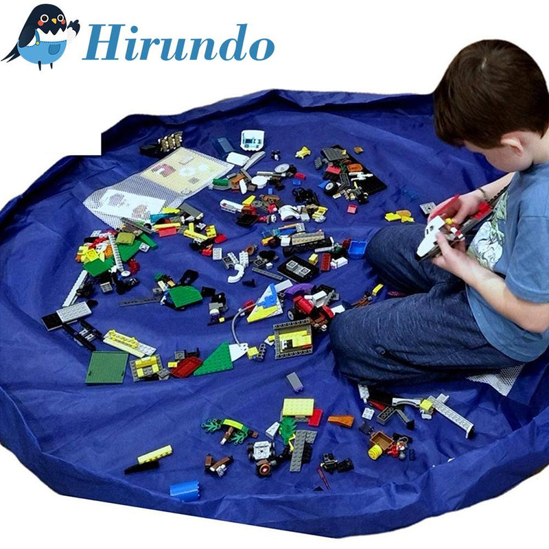 Hirundo Toy Storage Bag-Quick Finishing - PAPA BEAR HOME